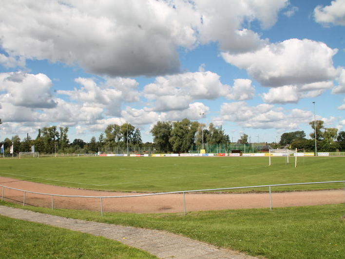 Sportplatz am Wall, Bützow