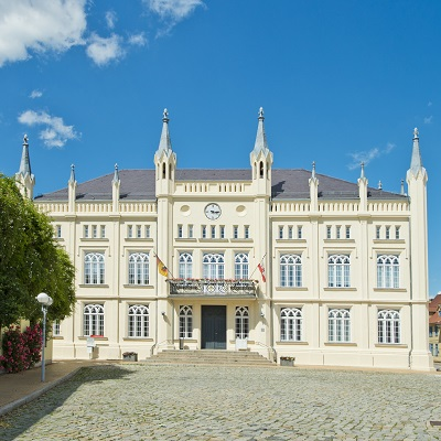 Rathaus frontal